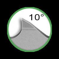 10 metal flex